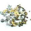 Бусины фигурные металл <sup>51</sup>