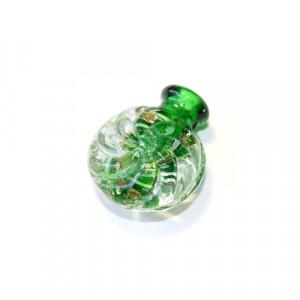 Кулон Lampwork Бутылочка #1062