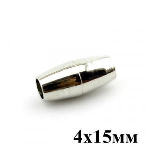 Застежка-концевик Магнитная 4х15 (пара) #3772