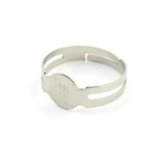 Основа для колец Серебро #3799