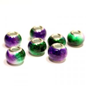 Шарм Фиолетово-зелёный #5225