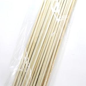 Набор бамбуковых палочек 30см, 40шт #11285