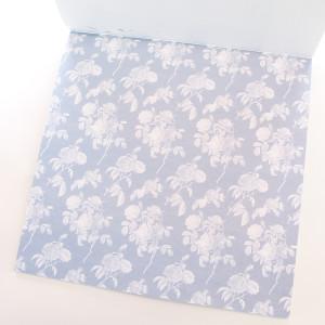 Набор декоративной бумаги 25х25см 24 листа Цветы #10530