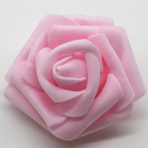 Цветы D=70 Светло-розовые #4693
