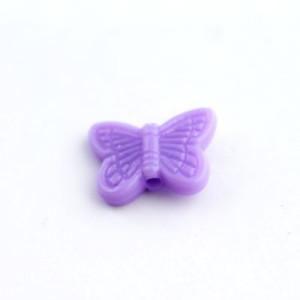 Бусины Бабочки 14х11х4, 1шт МИКС #2939