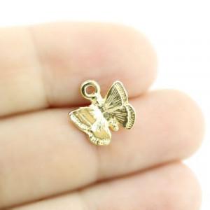 Подвеска Бабочка #3689