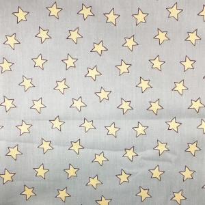 Ткань для пэчворка 40х60см Звёздочки  #11972