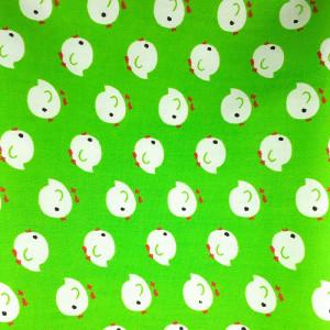 Ткань для пэчворка 40х60см Птенчики #11979