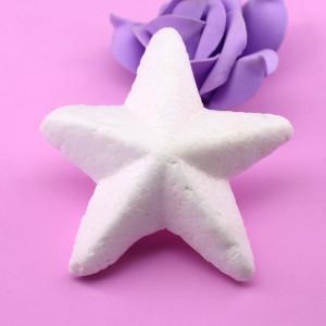 Звезда из пенопласта 80мм #2719