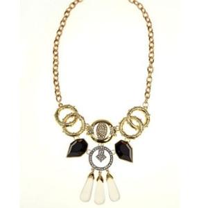 Дизайнерское ожерелье #5712