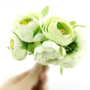 Связка из цветов 6 шт Кувшинки #4228