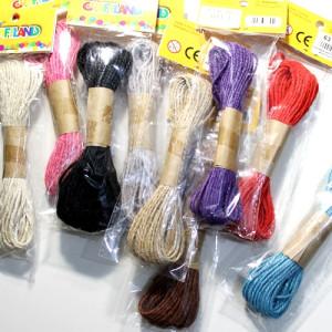 Верёвка декоративная 10м #5067