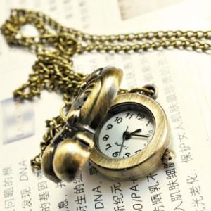 Карманные часы Котик #6927