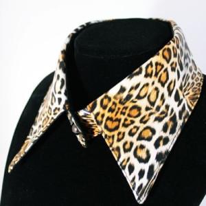 Леопардовый воротник #2750
